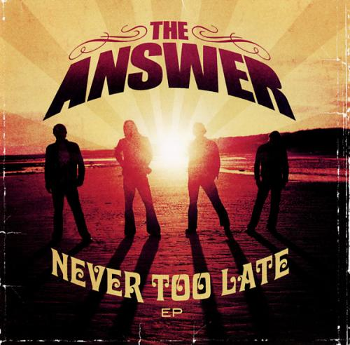 The Answer_-_Never_Too_Late_EP