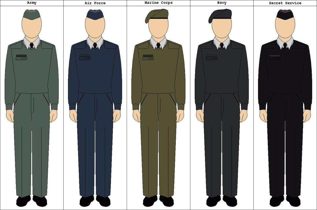 artemisian military m25 class a uniform  sweater  by wolfsoren-d5jkmuv