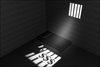 money-prison