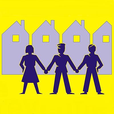 Attentie buurtpreventie logo