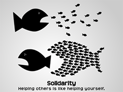 solidarity by matzek1