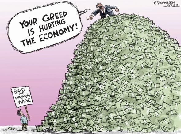 implications of raise the minimum wage