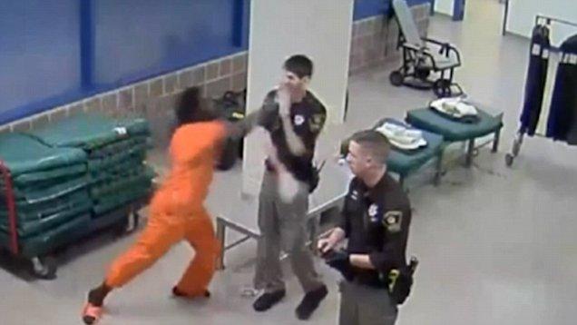 Obiectiv prioritar: protectia politistilor de penitenciare!
