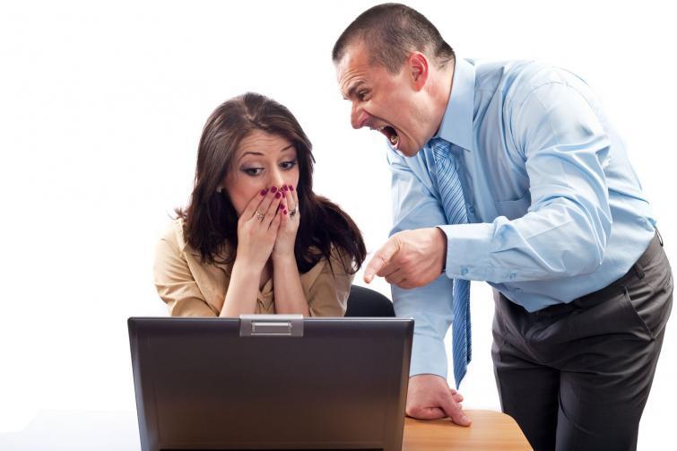 Stop mobbing! Vrem un mediu normal de munca!