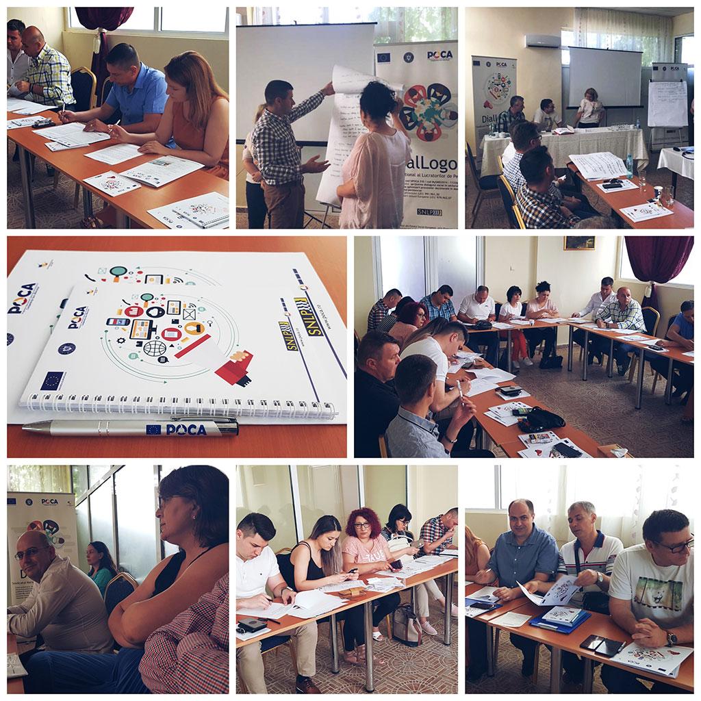 Workshop regional cu lideri de sindicat și reprezentanți ai penitenciarelor – Constanța