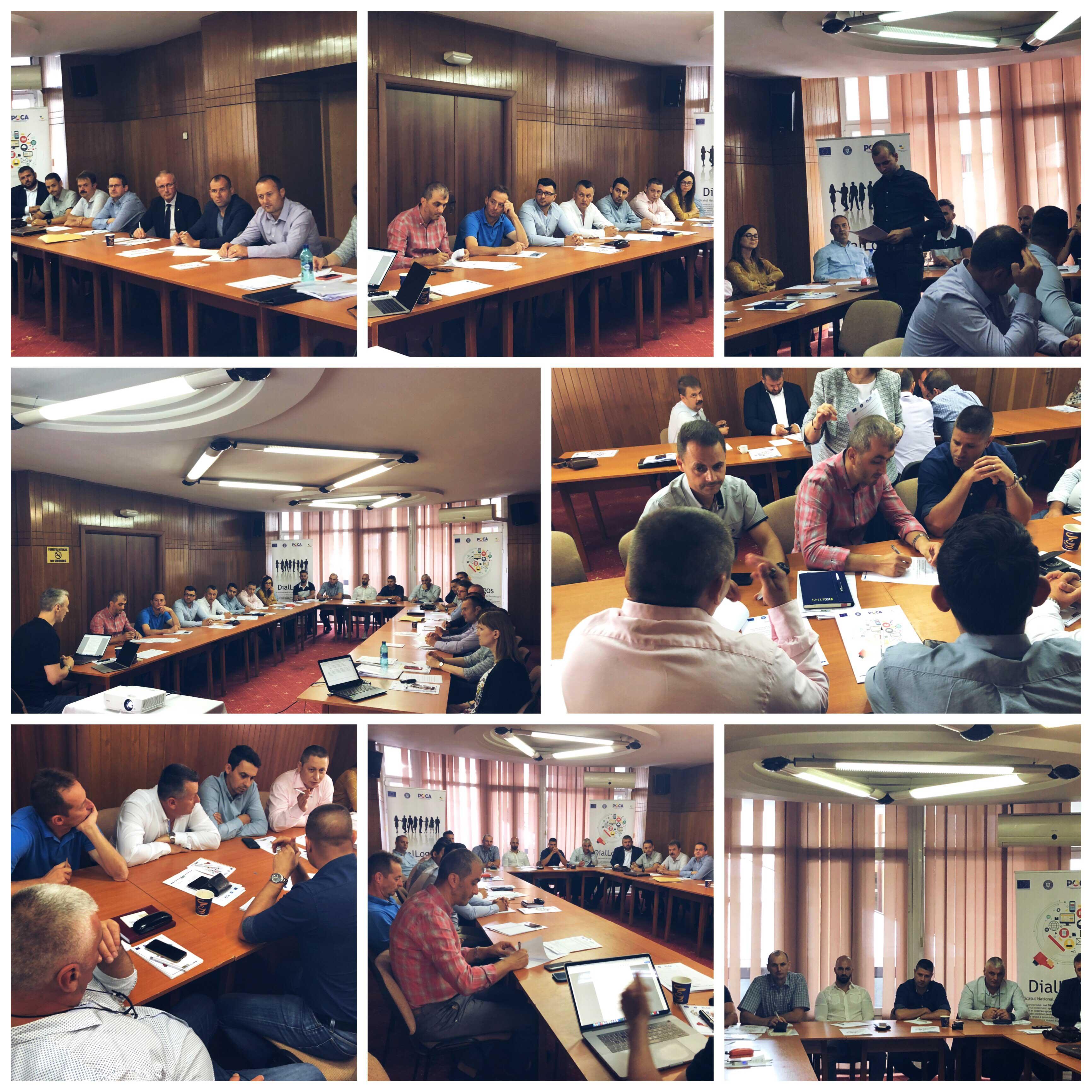 Workshop regional cu lideri de sindicat și reprezentanți ai penitenciarelor – Cluj