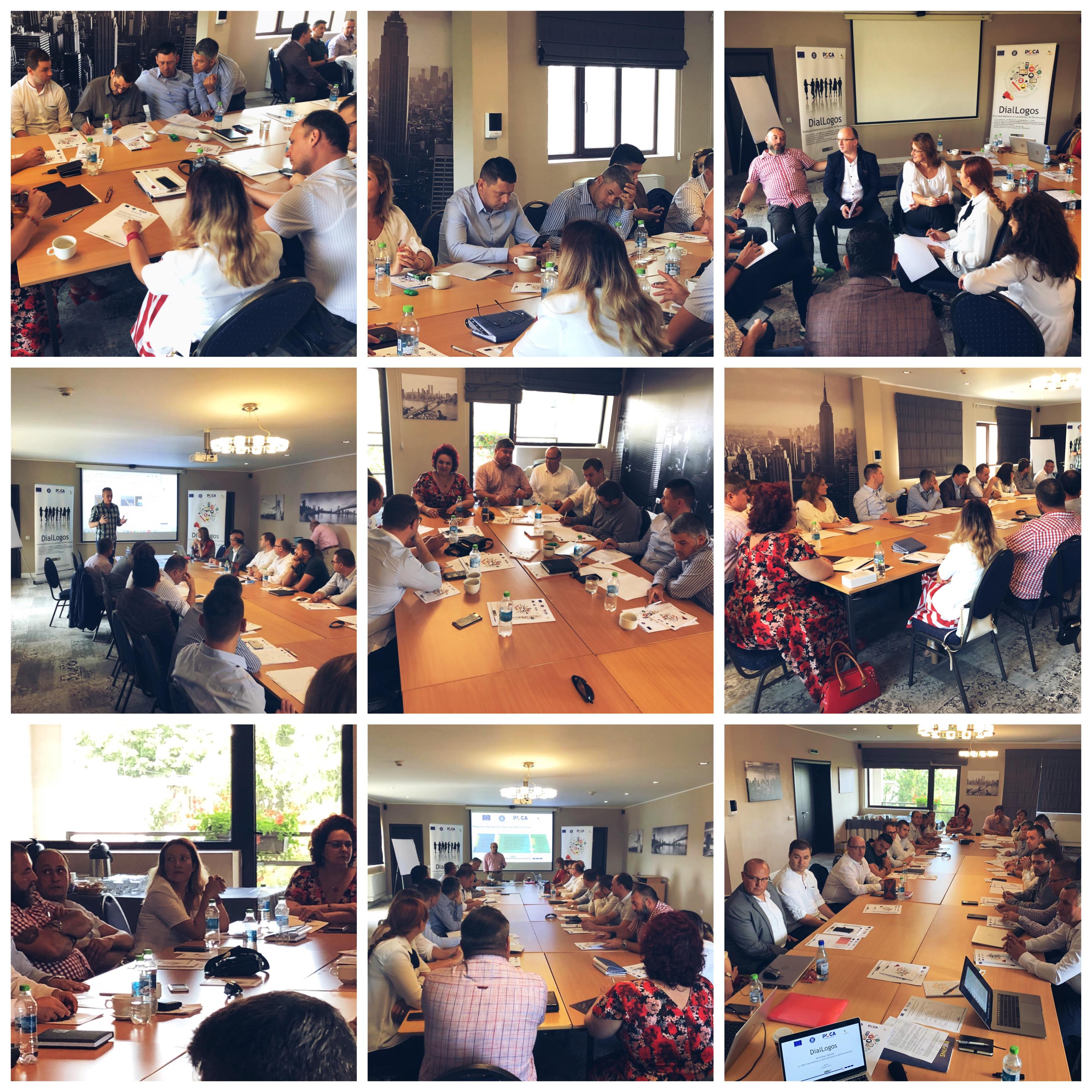 Workshop regional cu lideri de sindicat și reprezentanți ai penitenciarelor – Bacau