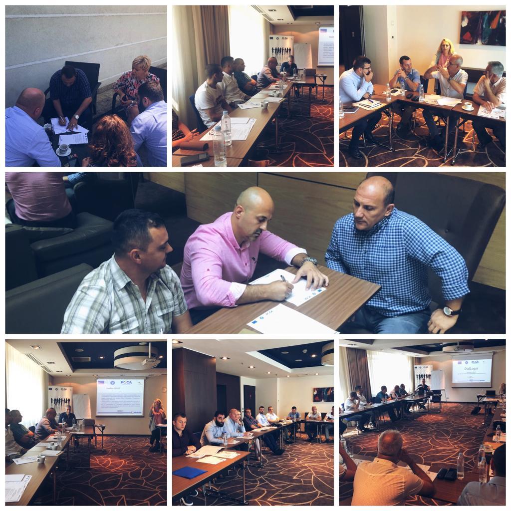 Workshop regional cu lideri de sindicat și reprezentanți ai penitenciarelor – Pitesti