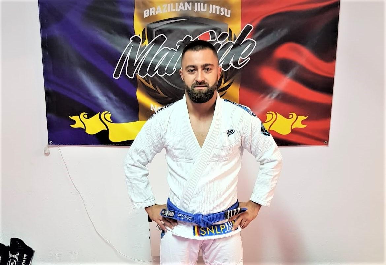 Colegi de top. Politistul de penitenciare Buidan Mihai – in ritm de campion